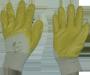 Lateksiga kaetud kootud sõrmik